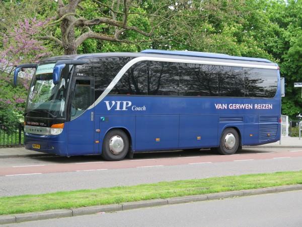 Setra VIP Coach touringcar