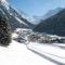 De winterreis naar Tirol